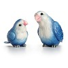 Lovebirds figurines (set/2)