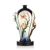 Peace of the four seasons vase w/ wooden base (Limited Edition 988)