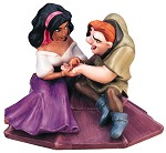The Hunchback Of Notre Dame Esmerelda And Quasimodo Not A Single Monster Line