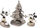 Mickey's Orphans Mickey, Minnie & Christmas Tree Hooray For The Holidays