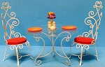 Mary Poppins Table and Chairs Accessory Set A Magical Setting