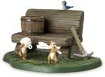 Dwarf's Cottage Bench