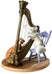 The Aristocats Duchess And Omalley Plucking The Heart Strings