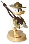 Donald Duck Basic Training Donald Gets Drafted