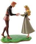 Sleeping Beauty Prince Phillip And Briar Rose Chance Encounter