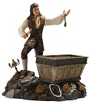 Pirates Of The Caribbean Will Turner And Treasure Chest Bloodstained Bravado