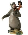 The Jungle Book  Baloo And Mowgli Good Ol Papa Bear