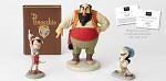 Stromboli & Pinocchio & Jiminy Cricket Marquette From Pinocchio