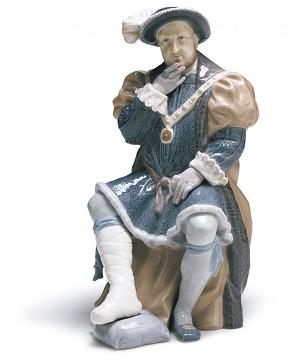 Lladro-KING HENRY VIII