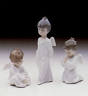 Lladro-Mini Angels