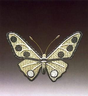 Lladro-Great Butterfly #13