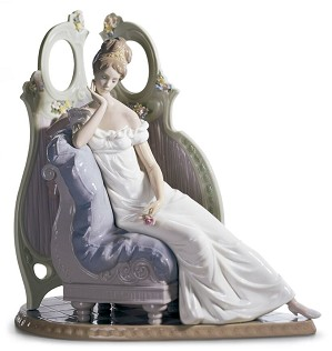 Lladro-PROMISES OF LOVE