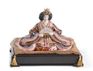Lladro-Hina Dolls - Empress