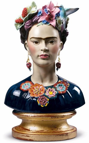 Lladro-Frida Kahlo