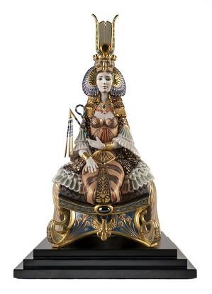 Lladro-Cleopatra