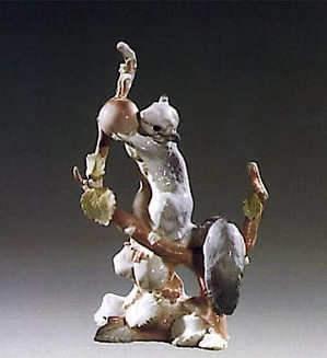 Lladro-Dormouse