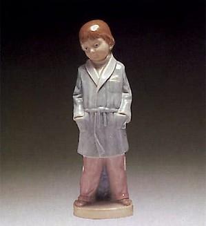 Lladro-Boy with Robe