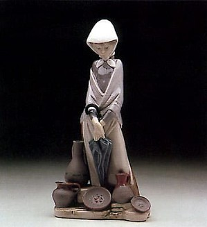Lladro-Ceramic Seller