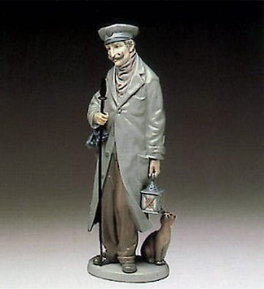 Lladro-The Watchman