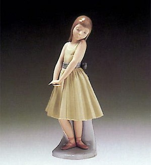 Lladro-After the Dance