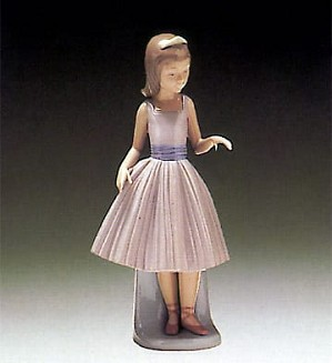 Lladro-A Dancing Partner