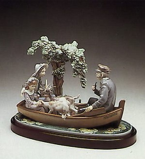 Lladro-On the Lake