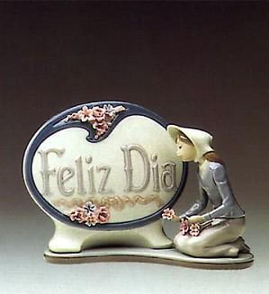 Lladro-Feliz Dia (Happy Day)