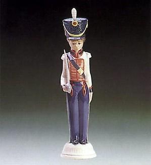 Lladro-Cadet Captain