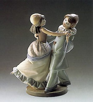 Lladro-Masquerade