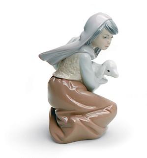 Lladro-Lost Lamb