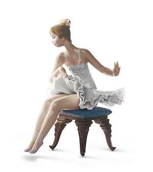 Lladro-Recital Ballet Girl