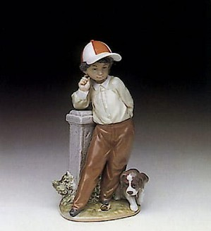 Lladro-Best Foot Forward