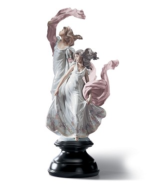 Lladro-Allegory of Liberty