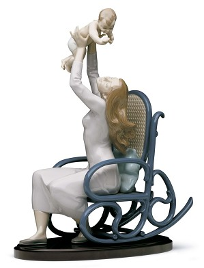 Lladro-MATERNAL JOY