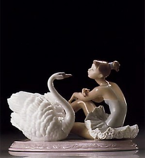 Lladro-Grace And Beauty