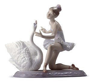 Lladro-Graceful Dance