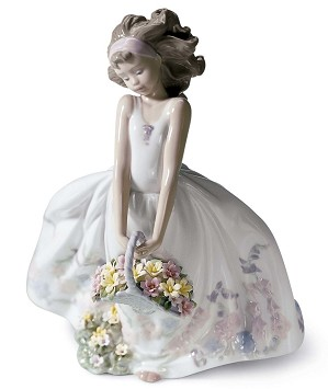 Lladro-WILDFLOWERS