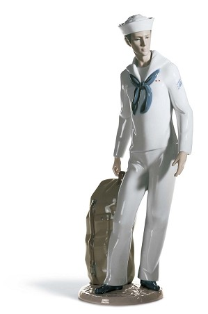 Lladro-On Shore Leave 2000-03