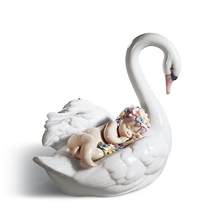 Lladro-Drifting Through Dreamland