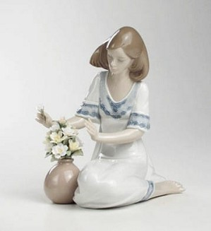 Lladro-Loving Bouquet