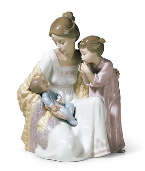Lladro-Welcome to The Family