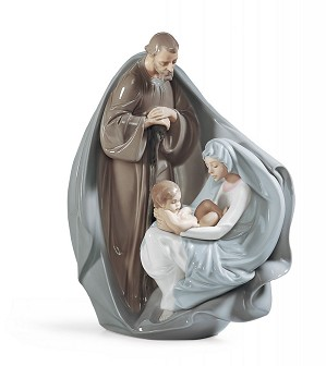 Lladro-Birth of Jesus