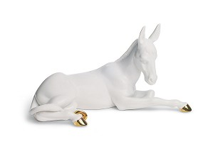 Lladro-DONKEY (RE-DECO)