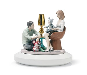 Lladro-The Family Portrait