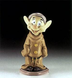 Lladro-Dopey Dwarf
