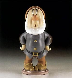 Lladro-Sneezy Dwarf