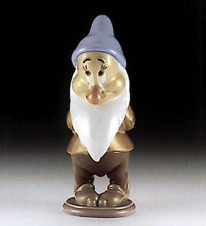 Lladro-Bashful Dwarf