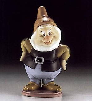 Lladro-Happy Dwarf