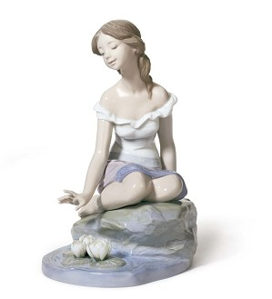 Lladro-Reflections of Helena