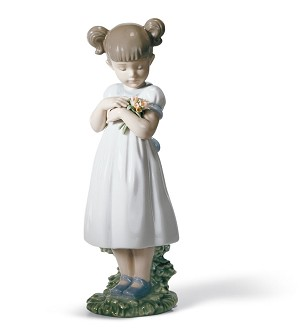 Lladro-FLOWERS FOR MOMMY